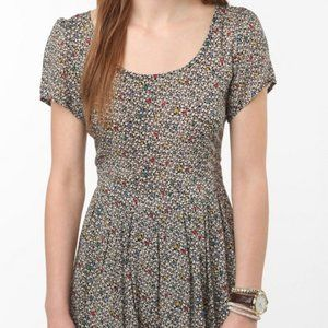 COINCIDENCE & CHANCE: Skirted Romper